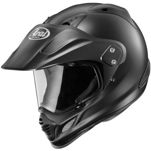 Arai XD4 Solid Dual Sport Helmet Black Frost SM