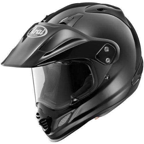 Arai XD4 Solid Dual Sport Helmet Black LG
