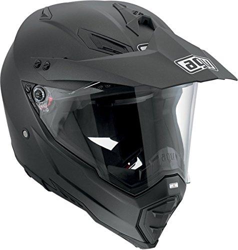 AGV AX-8 Dual Sport Evo Helmet Matte Black X-Large
