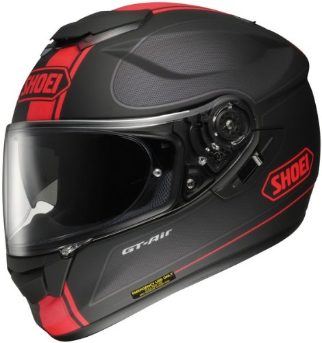 Shoei Wanderer GT-Air Sports Bike Racing Motorcycle Helmet - TC-1  Medium