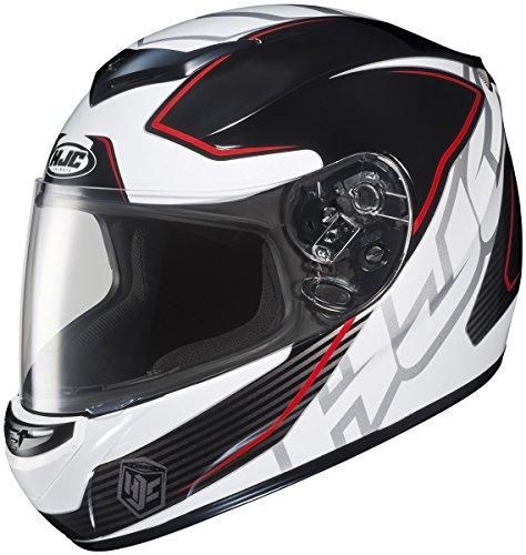 HJC Injector Mens CS-R2 Street Bike Motorcycle Helmet - MC-1  Small