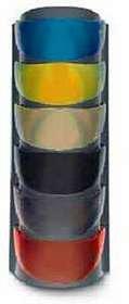 HJC Helmet Shield - HJ-09 DARK SMOKE