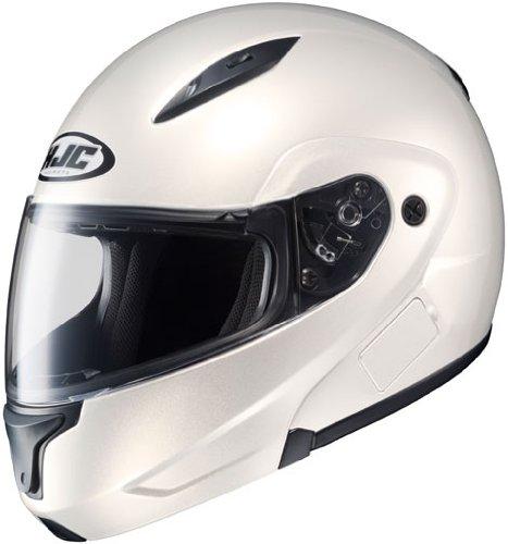 HJC Helmets CL-MAX 2 Helmet Pearl White X-Small
