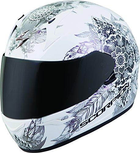 Scorpion EXO-R320 Helmet - Dream Medium White