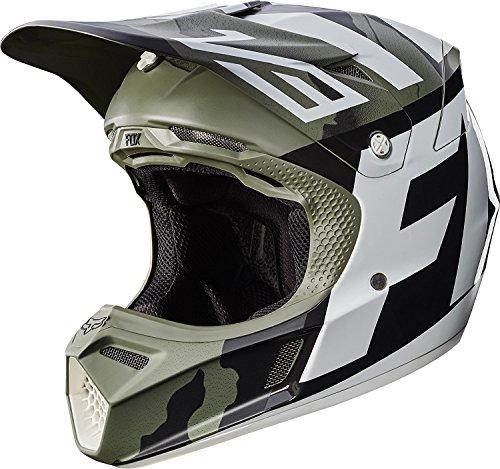 2017 Fox Racing V3 Creo Helmet-Camo-L