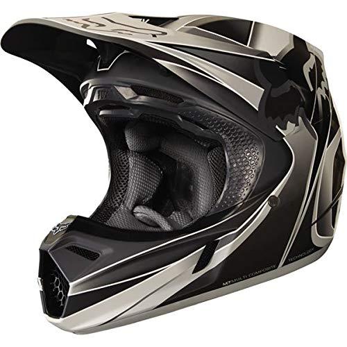 2018 Fox Racing V3 Kustm Helmet-Grey-M