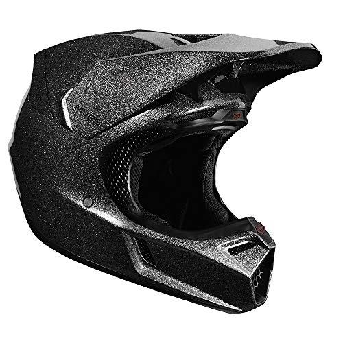 Fox Racing V3 Baz Mens Off-Road Motorcycle Helmet - PewterLarge