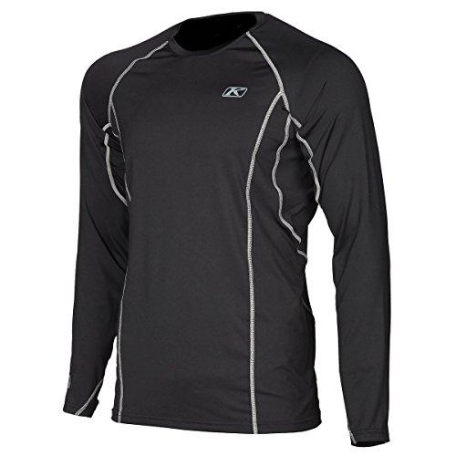 Klim Aggressor Shirt 10 - Black  Large