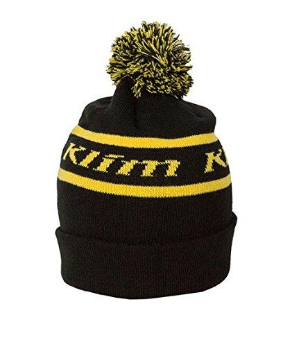 Klim Black Beanie Hat