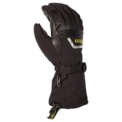 Klim Fusion Glove - Large  Black