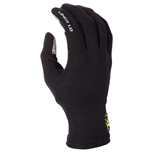 Klim Glove Liner 10 - Medium  Black