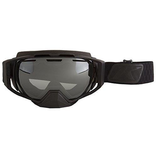 Klim Oculus Diamond Fade Black Mens Snowmobile Goggles