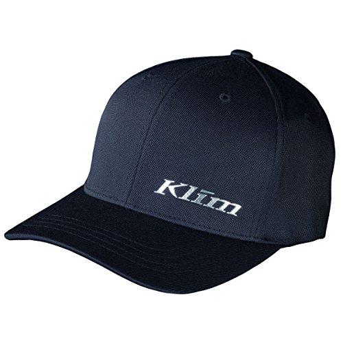 Klim Stealth Flexfit Hat Black LG