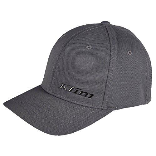 Klim Stealth Flexfit Hat Dark Gray SM