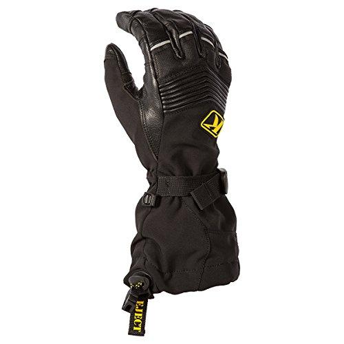 Klim Summit Mens Ski Snowmobile Gloves - Black-XL