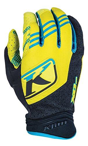 Klim XC Mens Dirt Bike Motorcycle Gloves - Green  2X-Large