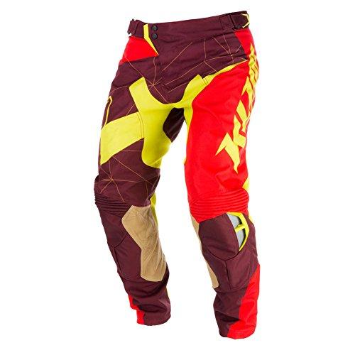 Klim XC Series Mens Motocross Pants - Red - 36