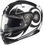 HJC RPHA-10 Buzzsaw Full-Face Street Helmet BlackWhite XX-Large