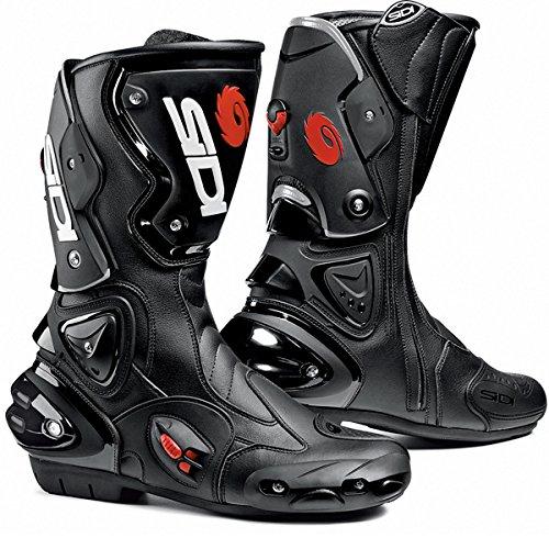 SIDI VERTIGO MOTORCYCLE BOOTS BLACK SIZE 125  47