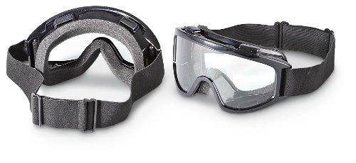 2-Pk of Raider Riding Goggles