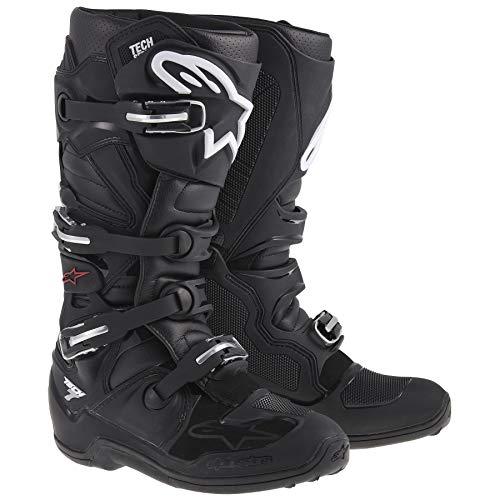Alpinestars Tech 7 Mens Motocross Motorcycle Boots - BlackSize 11