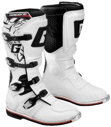 Gaerne GX-1 Mens White Motocross Boots - 12