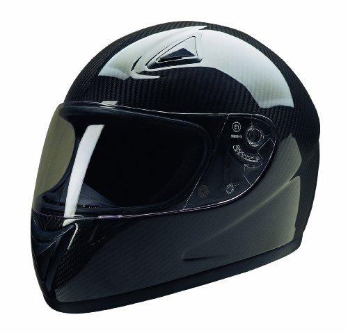 HCI Carbon Fiber Full Face Helmet Carbon X-Large