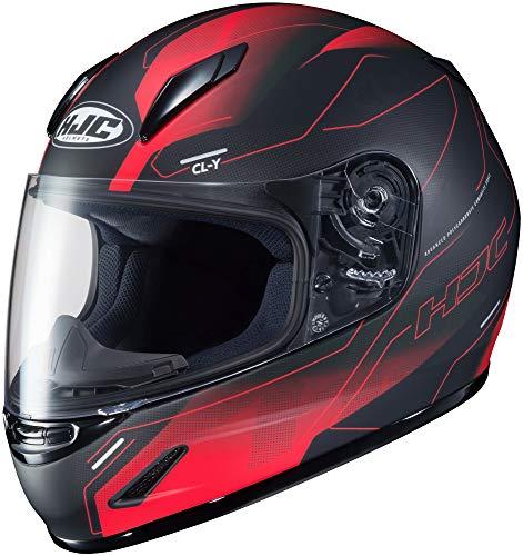 HJC Unisex-Child Full Face Helmet MC1SF Large