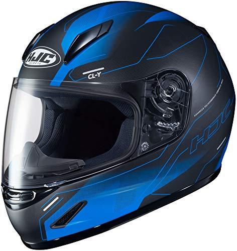 HJC Unisex-Child Full Face Helmet MC2SF Large