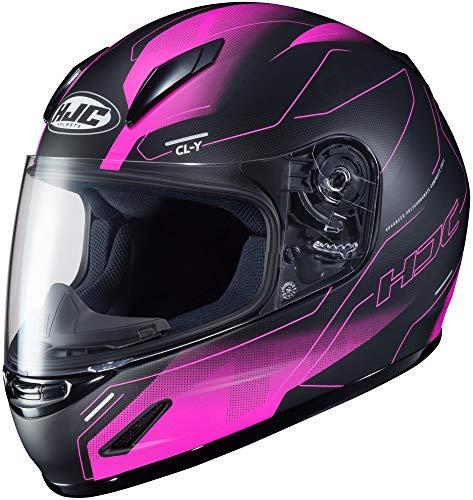HJC Unisex-Child Full Face Helmet MC8SF Medium