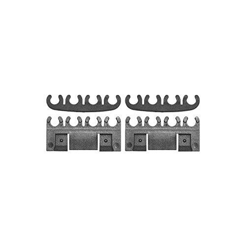 MACs Auto Parts 48-28496 Ford Pickup Truck Spark Plug Wire Separator Set - 360 390 V8 - F100 Thru F350