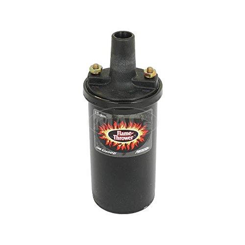 MACs Auto Parts 49-74245 Pertronix Ignitor Hi-Performance Coil Epoxy Filled Black 40000 Volts 15 Ohms Resistance