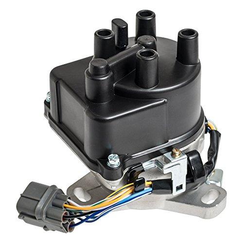 Ignition Distributor for 96-01 Honda Acura B16A B16A2 B18C DOHC VTEC fits TD-81U  TD81U