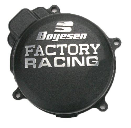 Boyesen SC-02B Black Factory Racing Ignition Cover
