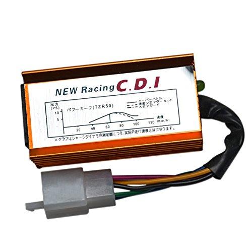 JCMOTO Racing Ignition AC CDI Box 5 Pin For 50cc 70cc 90cc 110cc 125cc ATV Quad Pit Dirt Bike