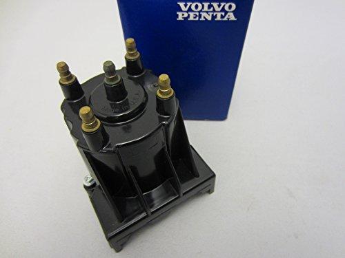 Volvo Penta New OEM 30L 4 Cylinder Ignition Distributor Cap 3854260