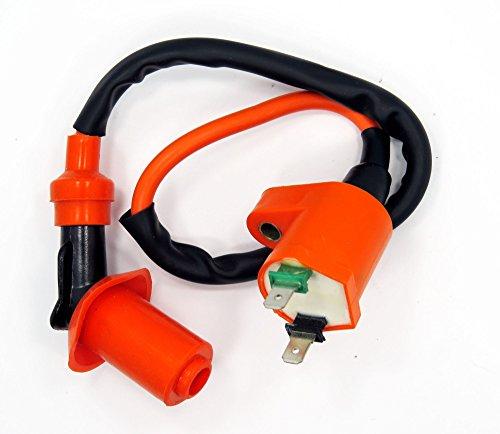Performance Ignition Coil Honda TRX250 RECON ES 1998 1999 2000 2001 2002 2003