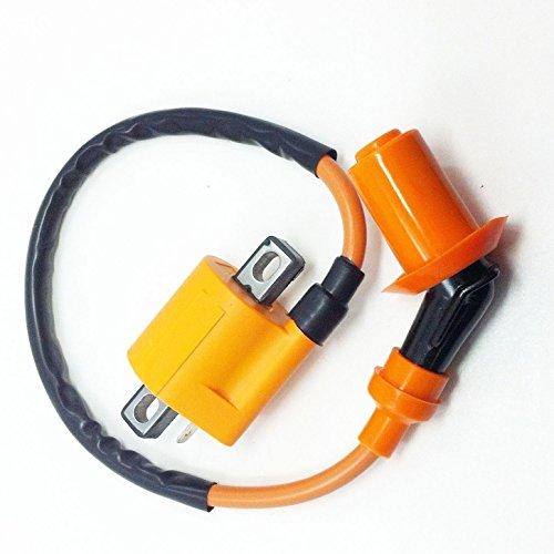 Performance Ignition Coil Suzuki T20 T125 T250 TC90 TC100 TC120 TC125 TC185 TC250