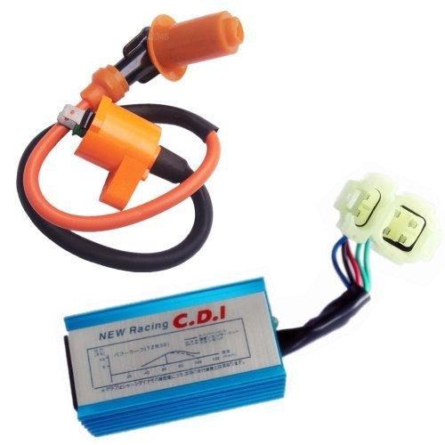 PCP - Performance Cdi Ignition Coil For Honda XR50 XR70 XR70R XR80R XR100 XR100R