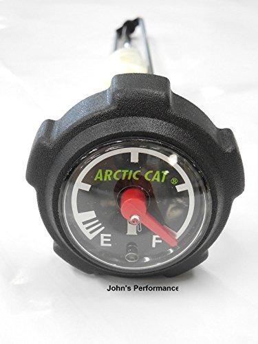 OEM Arctic Cat Snowmobile Gas Cap w Fuel Gauge 0670-658