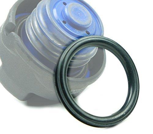 RKX Gas cap replacement seal Fuel for Volkswagen Audi VW mk4 mk5 mk6 B5 b6 b7 b8 petrol
