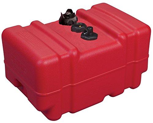 Moeller AD 12-Gallon High Profile Portable Fuel Tank