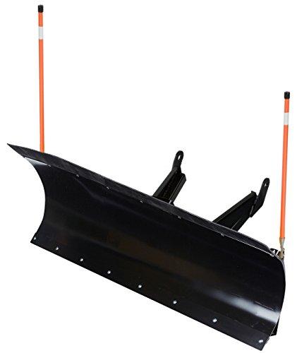 72 inch DENALI Pro UTV Snow Plow Kit in BLACK - 2012-2017 Kawasaki Teryx 4