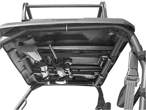 UTV Gun Rack - UTV Overhead Gun Rack For Kawasaki Teryx 4-Seater  280 to 350 front to back by Great Day