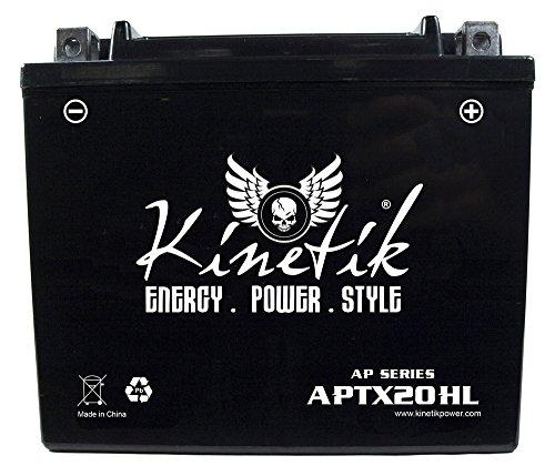 12V 18AH SLA Battery for Kawasaki Jet Ski 1100 JT1100 STX 1997-2003