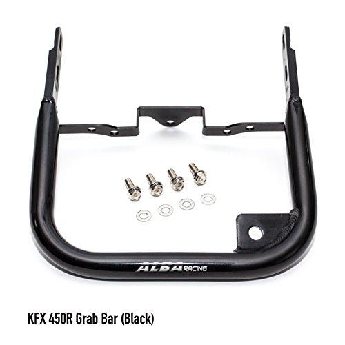 Kawasaki KFX 450R 2008-2014 ATV Rear Grab Bar Bumper Black