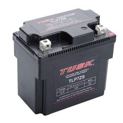 Tusk Lithium Battery TLP7ZS - Fits Kawasaki KFX 450R 2008-2014