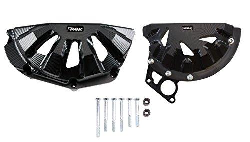 T-Rex Racing 2017-2018 Kawasaki Ninja 650 ABS KRT Edition Engine Case Covers