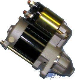 Kawasaki Starter KAF 620B Mule 2520 Turf 1993-2000 ATV Part 27-61212 OEM 21163-2118
