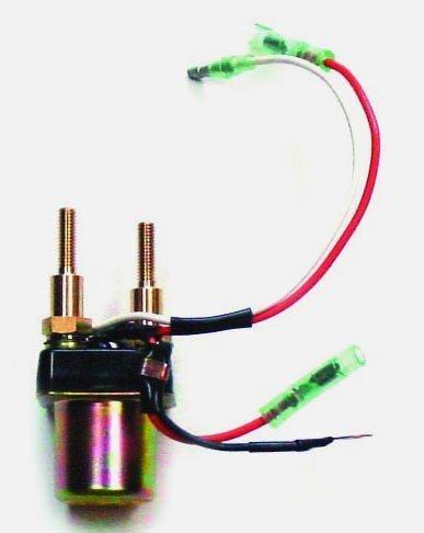 Kawasaki Starter Relay Models 650 SX 1987-1991 650 X2 1991 WSM 004-130 OEM 27010-3705